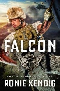 Giveaway at RelzReviews: Falcon by Ronie Kendig