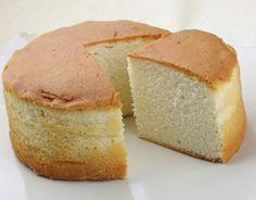 Recette - Sponge cake ou génoise à garnir | 750g