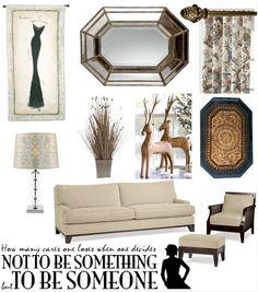 Coco Chanel Interior Design