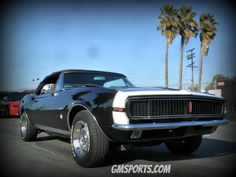 1967 Camaro RS at GM Sports in San Jose. www.gmsports.com #camaro #chevy #chevrolet #musclecar