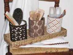 Com reciclar les llaunes per la organització de la casa, un article de @SeseJoverInteriors #DIY #DoItYourself #llaunes #latas #decoracion #decoracio #reciclaje #reciclatge
