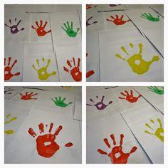 DIY handjes schilderen