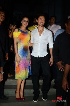 Baaghi Success bash hosted by Tiger and Shraddha's parents