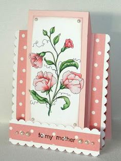 Beccy's Place: centre step card tutorial - very good.