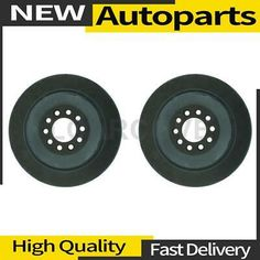 2X Front /& 2X Rear Discs Brake Rotors and Pads For 2002-2005 Mercury Mountaineer