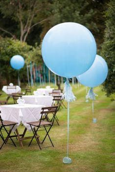 We absolutely adore this baby shower! With the teddy bear and rocking horse theme, its oh-so-fitting to celebrate the anticipation of welcoming a baby boy! 36 Inch Balloons, Round Balloons, Giant Balloons, Latex Balloons, Jumbo Balloons, Baby Shower Games, Baby Shower Parties, Baby Boy Shower, Baby Showers