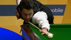 Snooker, my love: World Championship - OSullivan v. Hawkins final affair