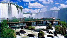 awesome Iguaçu Falls Travel