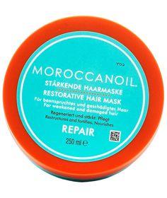 Moroccanoil - Restorative Hair Mask  Arganöl-Maske von Moroccanoil. Die Perfekte Pflege für strapaziertes Haar.