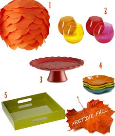 Great Finds: Festive Fall | Amy Atlas Events