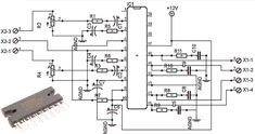 IC is ic often used in amplifiers used in the room, It is suitable for power amplifiers car speakers taht fit and wear ell, surely this amplifier circuit works with a maximum also high quality. Dc Circuit, Circuit Diagram, Car Audio Amplifier, Speakers, Car Audio Systems, Electronics Projects, Ell, Room, Technology