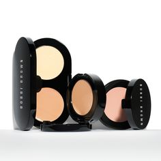 Corrector and Concealer: Bobbi's secret to bright-eyed beauty.