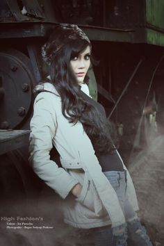 Fashion Photography, Model: Ira Parucha, Photo by Bagas Setiyaji Prakoso #FashionPhotography