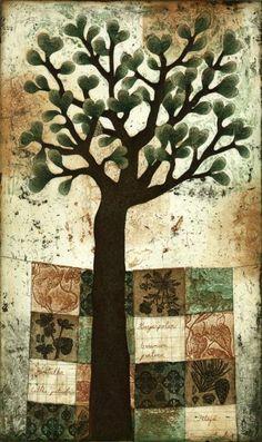 Piia Lehti: Metsän peitto / Forest Cover, 2011