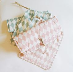 Baby Changing Mat with Nappy Bag-Pink