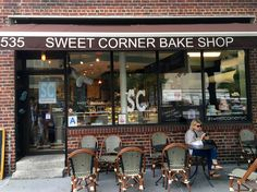 Sweet Corner Bake Shop