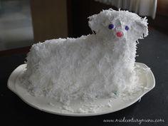 Easter Lamb Cake Magic � 10 Tips For The Perfect Retro Easter Lamb Cake