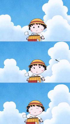 Chibi Wallpaper, Anime Scenery Wallpaper, Kawaii Wallpaper, Cute Wallpaper Backgrounds, Wallpaper Lockscreen, Iphone Wallpapers, Cute Couple Cartoon, Cute Cartoon Characters, Cute Anime Character
