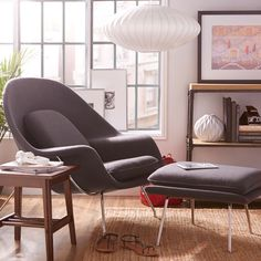 Give your apartment a makeover with sleek lines and elegant modern touches.