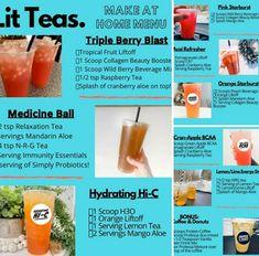 Nutrition Club, Nutrition Drinks, Herbalife Nutrition, Diet And Nutrition, Smoothie Drinks, Healthy Smoothies, Healthy Drinks, Smoothie Recipes, Starburst Recipe