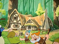 Nice snow white background art - Cerca con Google...   illustrations storyboard and colors!!!! Check more at http://ukreuromedia.com/en/pin/13709/