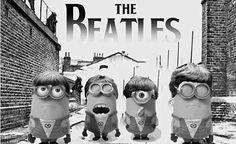 Minion Beatles