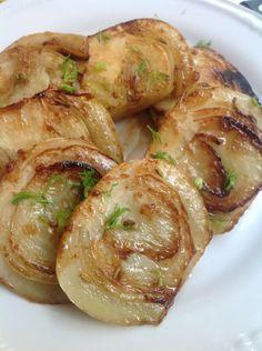 Finocchi caramellati grazie della ricetta a Francesca Spalluto: buonissimi!!!