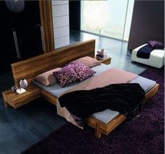 Gap Walnut Bedroom Set by Rossetto USA