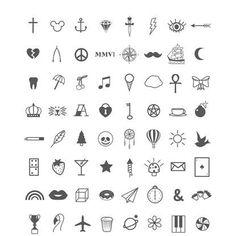 Little finger tattoo ideas.