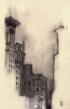 Zachary Johnson | Tumblr - Lonely Cities (Artist found via angrywhistler).