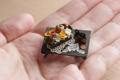 Miniature Flowers ♡ ♡ By Megumini