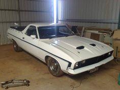 1975 FORD FALCON XB GS $17500