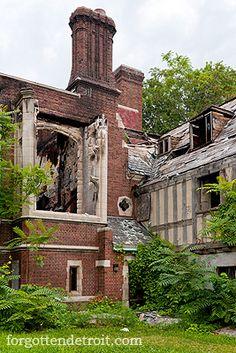 University Club, Detroit, Michigan.