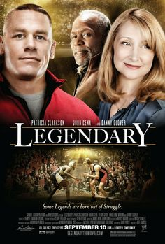 Legendary PG-13 2010 (A scrawny teen brings an outsize desire to win at wrestling. Is it enough to have the heart of a champion?)