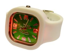 St Patty's Day inspired watch from Fly watches. $40