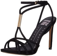 Dolce Vita Haylen Dress Sandals - All Those Shoes Dress Sandals, Strappy Sandals, Black Sandals, Shoes Sandals, Creative Shoes, Unique Shoes, Shops, Giuseppe Zanotti Shoes, Only Shoes