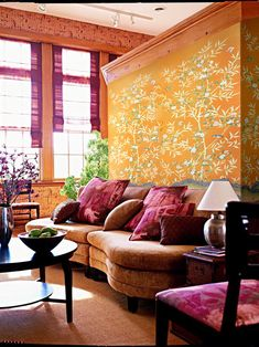Chinoiserie Wallpaper Design, Pictures, Remodel, Decor and Ideas - page 2