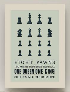 Chess subway art. Study?