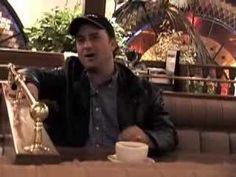 Kevin Pollak's Christopher Walken impression.