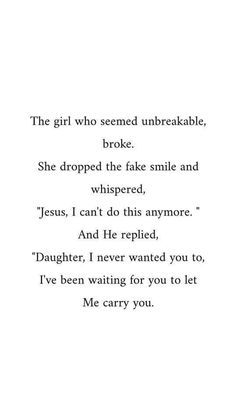 Vanessa Perez- this is actually me the girl that everyone knew that had a tough … – Best Quotes images in 2019 Prayer Quotes, Bible Verses Quotes, Spiritual Quotes, Faith Quotes, True Quotes, Positive Quotes, Motivational Quotes, Inspirational Quotes, Gods Grace Quotes