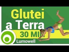 Gambe Snelle in 15 Minuti. Esercizi in Piedi per Dimagrire le Gambe - YouTube