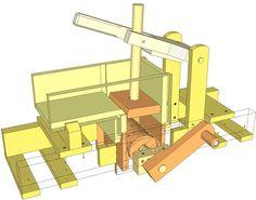 Apple grinder plans