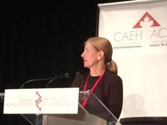 Rosanne Haggerty's Address to the Canadian Alliance to End Homelessness | Community Solutions
