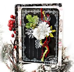 Chalkboard Christmas Card : Gallery : A Cherry On Top