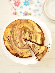 Márványos brownie | Csak a Puffin ad Neked erőt Cheesecake Brownies, I Foods, Breakfast, Desserts, Blog, Morning Coffee, Deserts, Blogging, Dessert