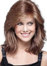 12Inch Brown Shade Human Hair Lace Front Wig