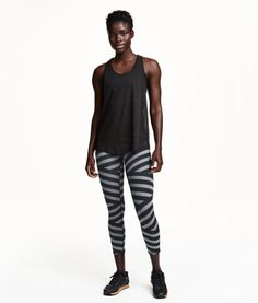 Sports Leggings | Product Detail | H&M