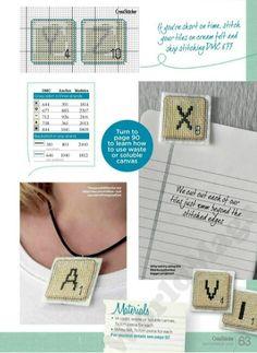 Scrabble abc 3/3