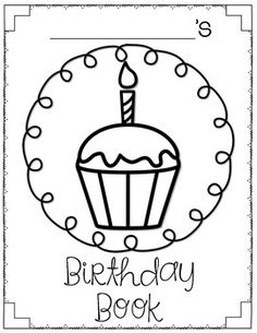Each student writes a compliment to the birthday boy/girl, and all of the compliments get compiled into a birthday book. The birthday boy/girl gets to take the book home! Preschool Birthday, Classroom Birthday, Teacher Birthday, Birthday Activities, Happy Birthday Book, Happy Birthday Printable, Kindergarten Writing, Kindergarten Worksheets, Literacy