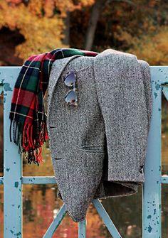 Tweeds and Tales